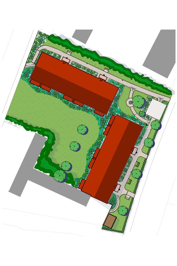 Freiflächen planen und gestalten