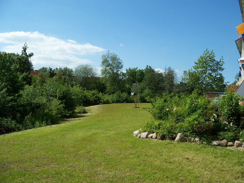 natürliche Gartengestaltung