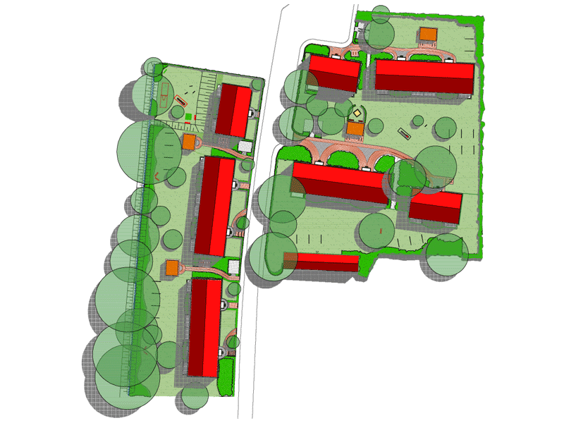 Grünflächen planen