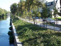 Aufwertung der Uferpromenade mit umfangreicher Bepflanzungsplanung