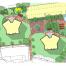 Freiraumplanung einer Außenanlage zur Nutzung als Wohnpark in Plön