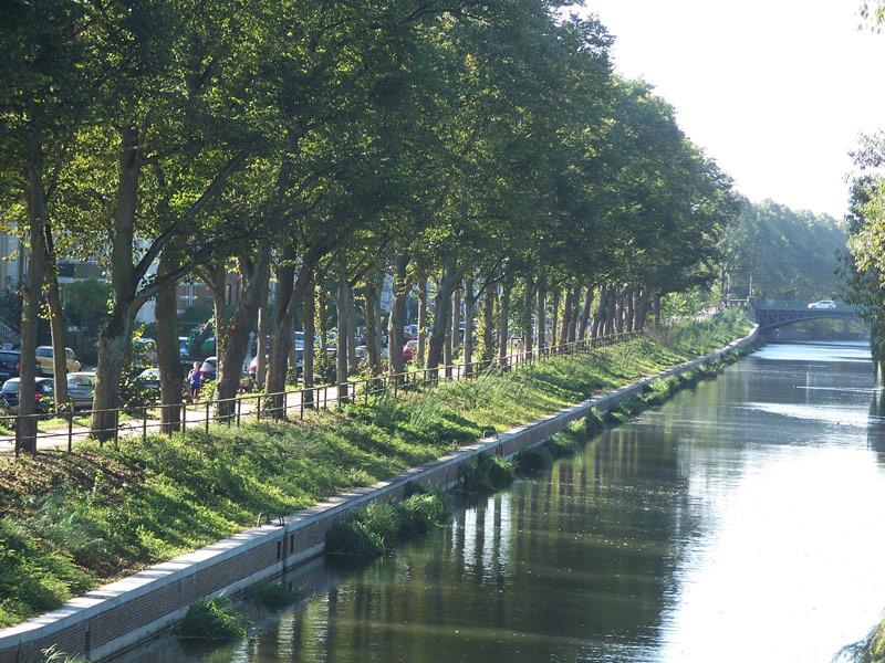 Grünanlagenplanung und Konzept von Landschaftsarchitekt Bellinger Hamburg