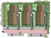 Freiraumplanung für ein Neubauprojekt in Segeberg