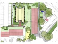 Planung eines familienfreundlichen Freiraums für ein Neubauvorhaben in Preetz